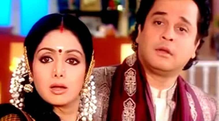 Mahesh Thakur sridevi