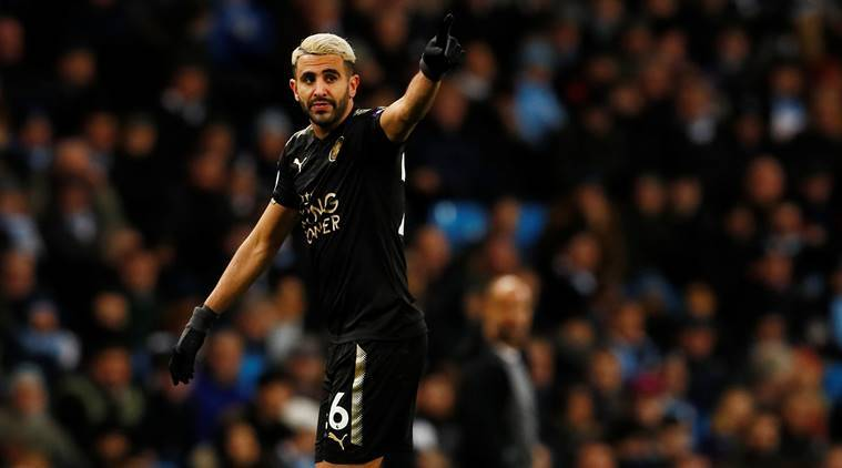 Mahrez Clears Air With Leicester Teammates After Man City Transfer Saga