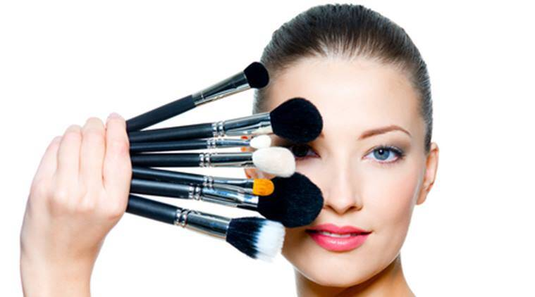 valentine day, valentine day 2018, valentine day makeup, makeup, primer, foundation, skin cleanser, dull skin, hydrate skin, contour, indian express, indian express news