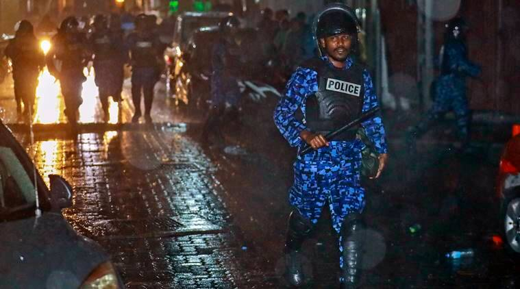 Maldives crisis, Mohamed Nasheed, Abdulla Yameen, Modi on Maldives, US Maldives, Indian Express