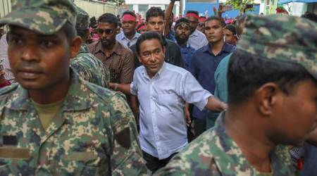 Developments in Maldives cause of concern: Pentagon