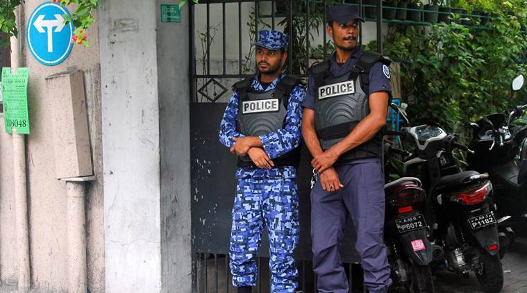 maldives news, maldives crisis, maldives emergency, bengaluru fc, aiff, afc cup, bengaluru fc vs maldives, bengaluru fc football, football news, indian express