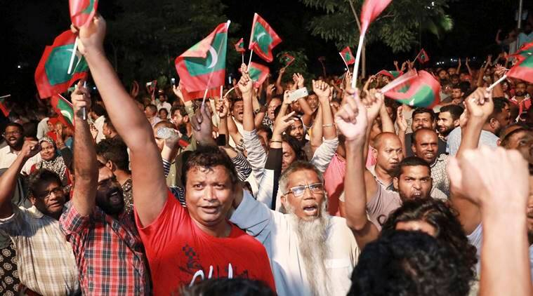 Maldives crisis: Prominent TV station forced to shut down amid threats