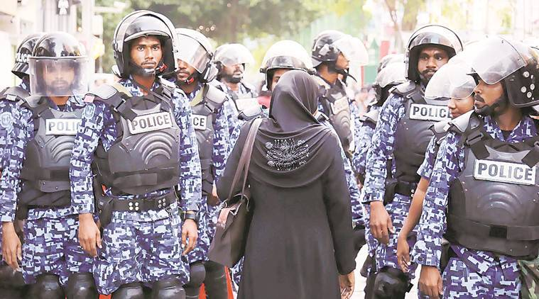 Maldives Crisis Deepens as President Abdulla Yameen Declares Emergency