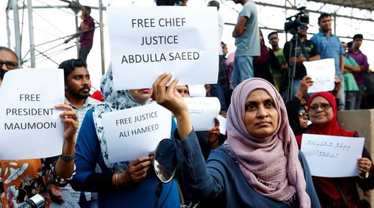 Indian journalist ordered to leave Maldives