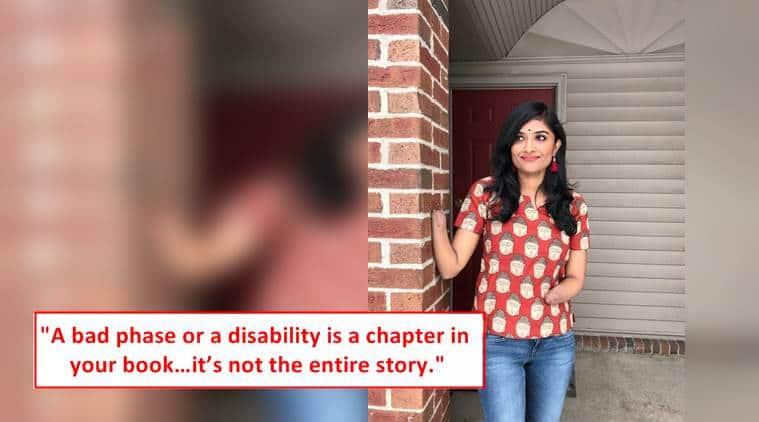 good stories, inspiring stories, Malvika Iyer, malvika iyer story, malvika iyer incident, disability, people with disability, indian express, indian express news