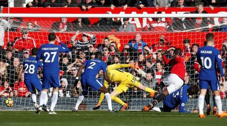 Manchester United vs Chelsea, Live Score and Live Streaming: Jesse Lingard gives United the lead; United 2-1 Chelsea in second half