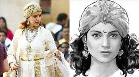 Manikarnika makers: The film doesn't portray anything objectionable about Rani Laxmibai