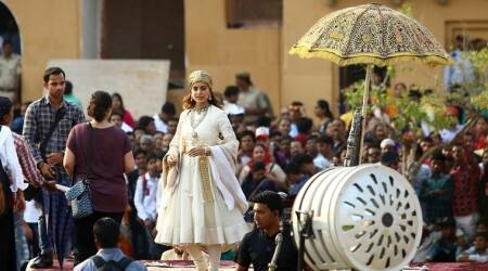 Kangana Ranaut on Manikarnika controversy: It is being created because a few people want to get famous