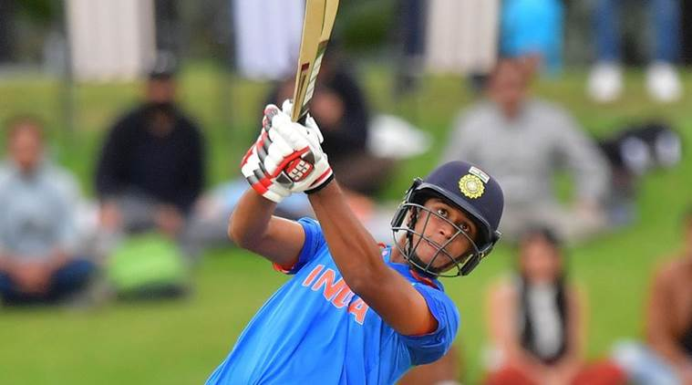India are playing Australia in ICC U-19 World Cup final.