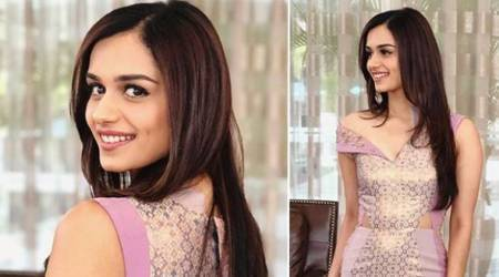 Manushi Chhillar's traditional Indonesian outfit is giving us spring wardrobe goals