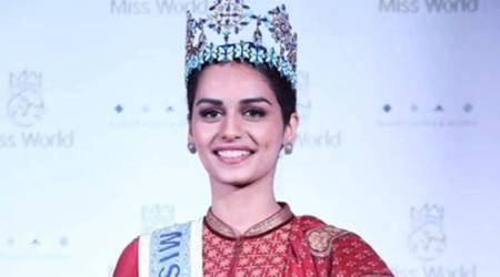 Miss World Manushi Chhillar's sassy outfit on this magazine cover will sweep you off your feet