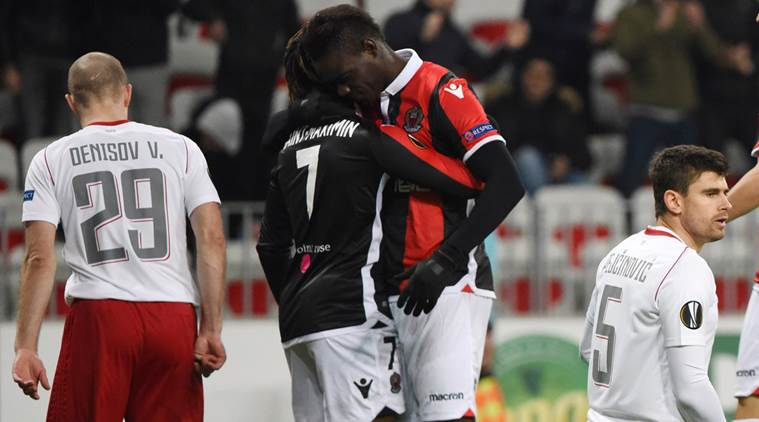 Mario Balotelli, Mario Balotelli news, Mario Balotelli updates, Nice, Nantes, French league, French league news, sports news, football, Indian Express