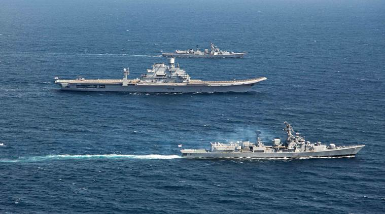Budget 2018 on defence, maritime policy