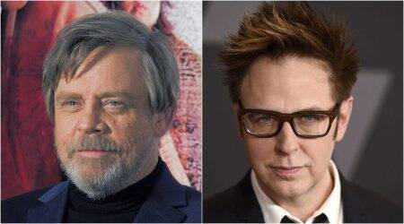 mark hamill and james gunn