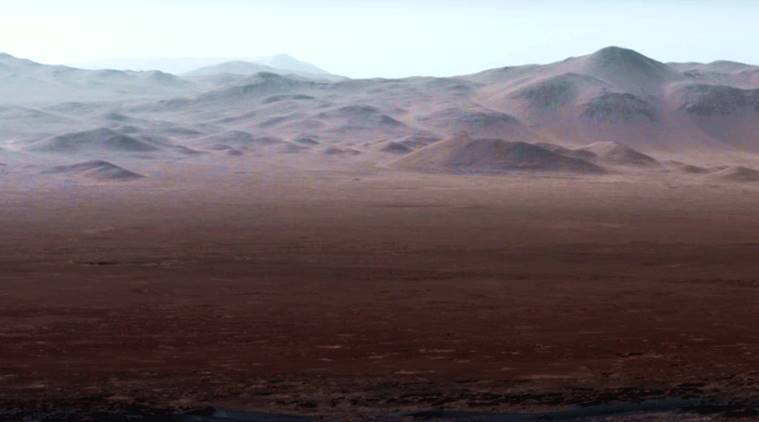 Mars alien life, Atacama Desert, Washington State University, soil samples, Martian weather, microbial communities, Martian surface, harsh environments