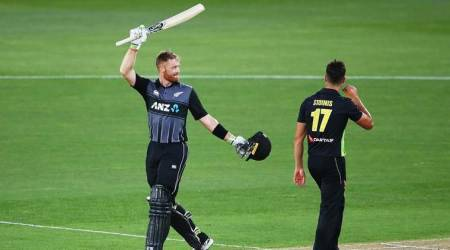 New Zealand vs England Live Cricket Score, Live Streaming 6th T20: Martin Guptill, Ross Taylor depart in quick succession
