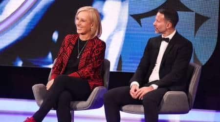 Martina Navratilova displeased John McEnroe paid 'at least ten times more' byBBC