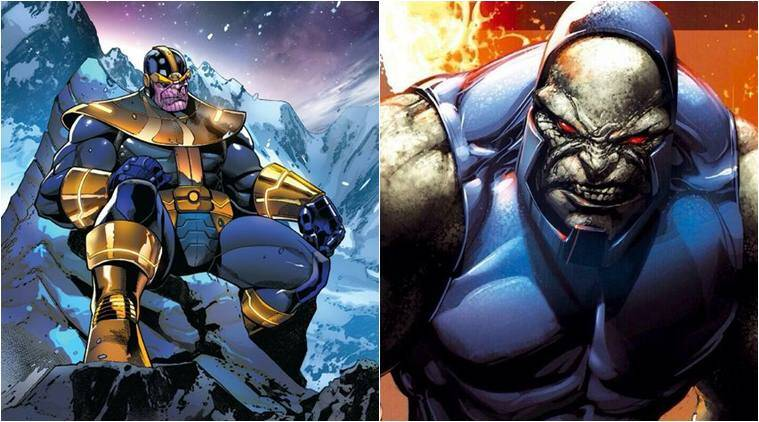top 8 marvel and dc ripoffs thanos deadpool and others the indian express. Black Bedroom Furniture Sets. Home Design Ideas