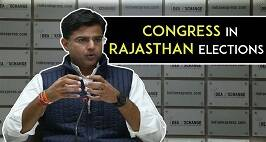 """""""Congress Fights As A Party"""", Sachin Pilot On Congress' CM Candidate For RajasthanElections"""
