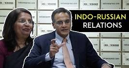 Ex Ambassadors Richard Verma & Nirupama Rao On Indo Russian Relations