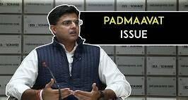 Padmaavat Row Could Have Been Settled By Talking To Parties, SachinPilot
