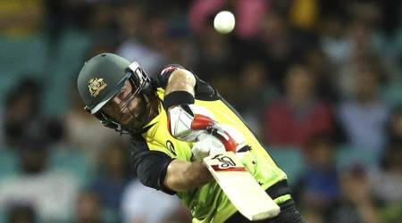 Glenn Maxwell's form a worry, admits JustinLanger