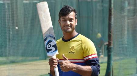Mayank Agarwal surpasses Sachin Tendulkar with most runs in single List A tournament