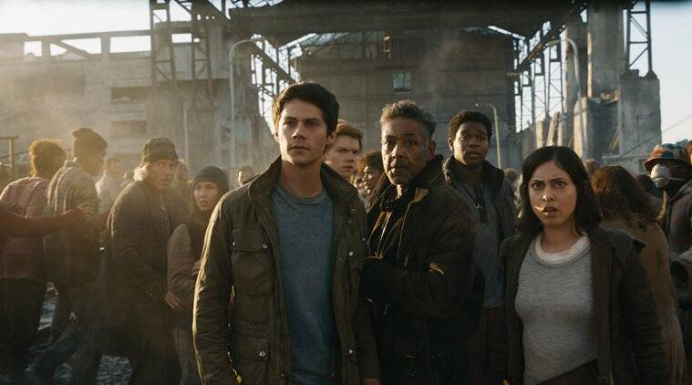 Maze Runner The Death Cure movie review