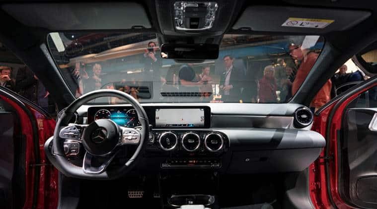 Mercedes Benz, Maybach, indian express, Mercedes-Benz India, Concept EQ, auto expo, mercedes, automobiles, cars, SUV