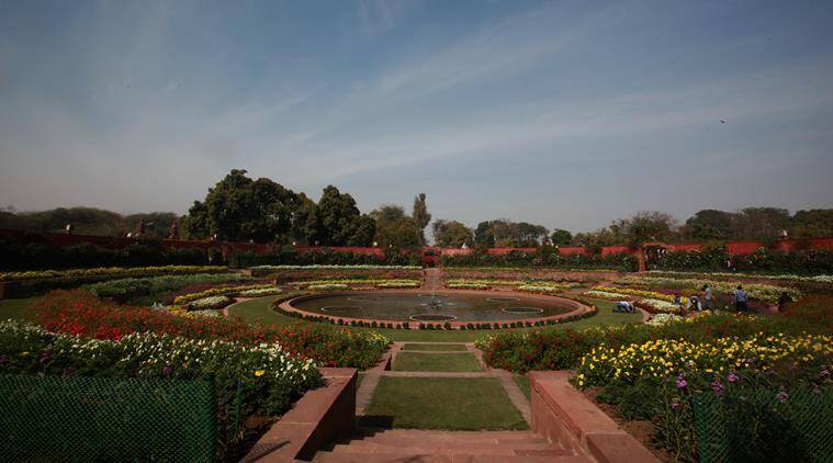 Mughal Gardens to be open for public from Feb 6
