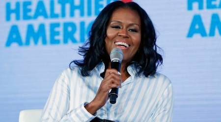 Former First Lady Michelle Obama to release memoir 'Becoming' in November