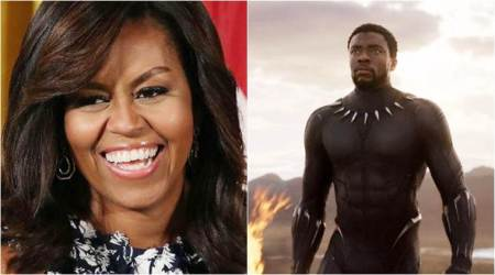 Michelle Obama loves Black Panther, congratulates team for inspiring people