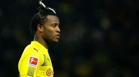 UEFA charges Atalanta over Michy Batshuayi's claims of racist chants by fans