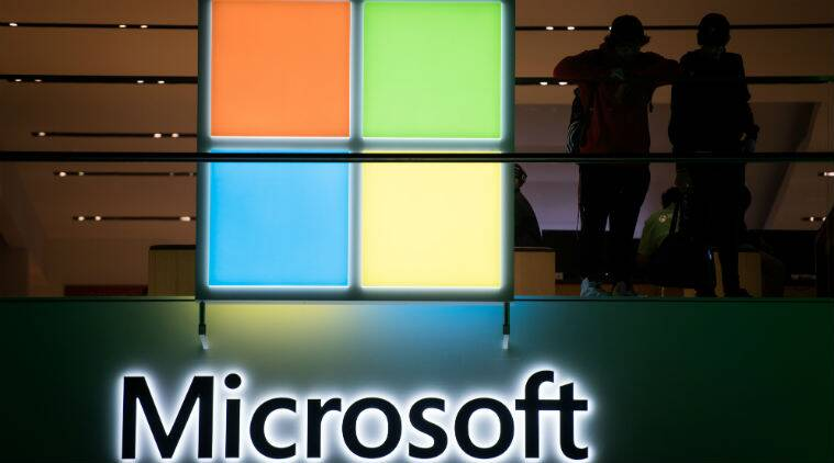 Microsoft files FIR against IT firm
