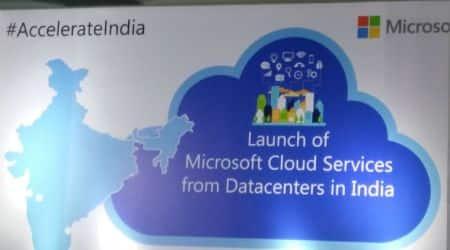 Microsoft's cloud computing business grows, stock edgesup
