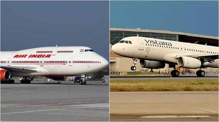 Mid-air collision averted, Vistara flt comes close to AI plane