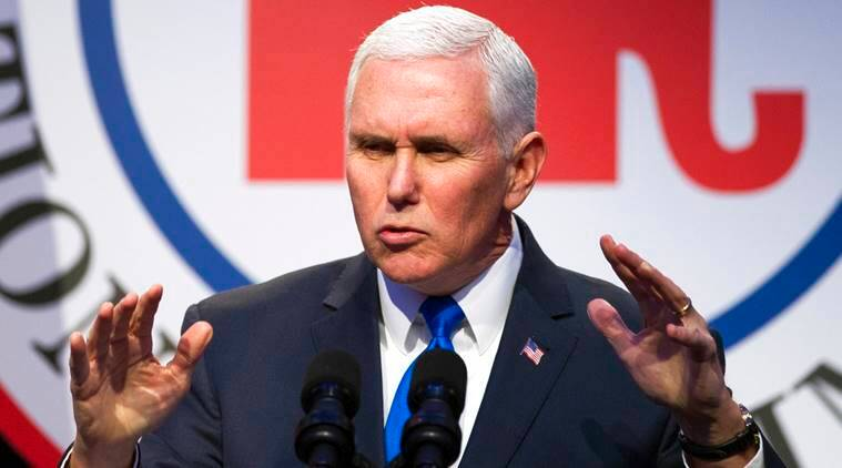 Mike Pence trip to Asia, Olympics aimed at countering North Korea