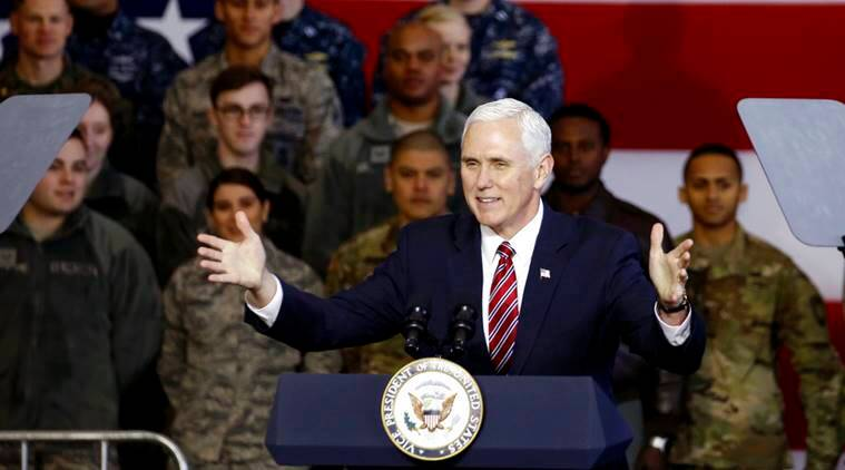 North Korea says it's not interested in meeting US VP Mike Pence