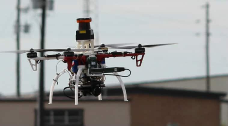 maharashtra drone mapping, maharashtra drones, maharashtra government, maharashtra town mapping