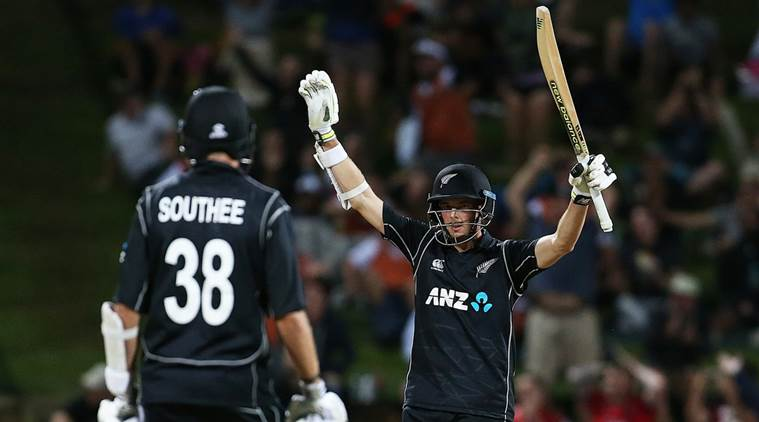 New Zealand won the first ODI against England by 3 wickets.