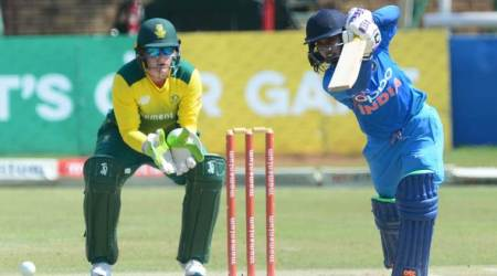 India women's team, South Africa women's team, India v South Africa, Mithali Raj, Smriti Mandhana, sports news, cricket, Indian Express