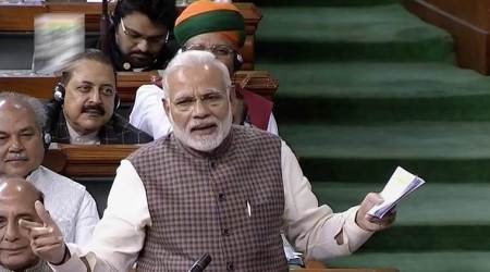 Today's youth not begging for jobs… IAS officer kids don't want to be IAS: PM Modi in Lok Sabha