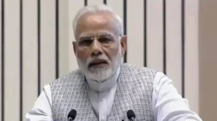 Pariksha pe Charcha: You are your own examiner says Modi