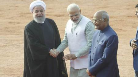 India-Iran joint statement Highlights: India Iran sign nine pacts, as President Rouhani meets PM Modi