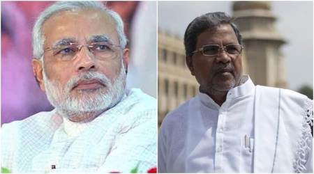 "PM Modi 'facilitator of corruption,"" alleges Karnataka CM Siddaramaiah"