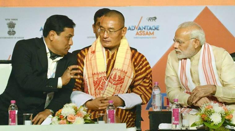 PM Modi reaches Guwahati to inaugurate Global Investors' Summit