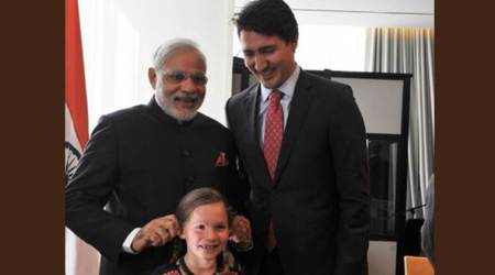 PM Modi tweets on Justin Trudeau's visit, says 'looking forward to meet his children'
