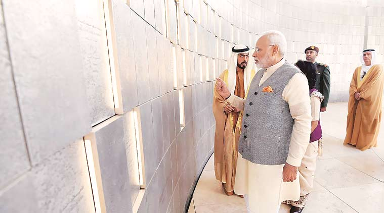 The Gulf kingdoms have always been interested in strong security partnerships with India.