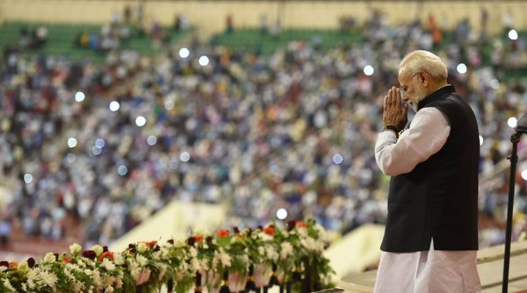 PM Modi in Arunachal Pradesh, targets Congress over for corruption